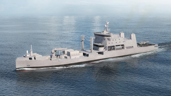Hyundai Heavy Industries Wins Logistics Support Vessel Order for New Zealand's Maritime Sustainment Capability Project